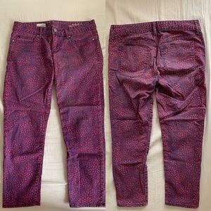 GAP Women's Skinny Jeans, Size 29/8P